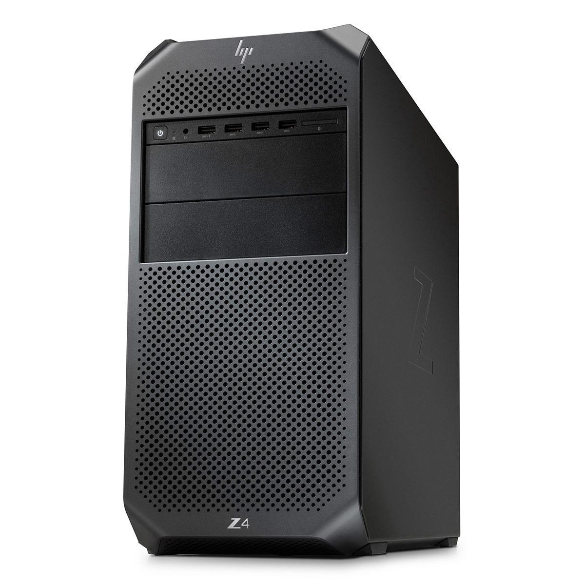 HP Z4 - Intel Core i7-7800X - 32GB - 256GB SSD - Win10Pro - No GFX