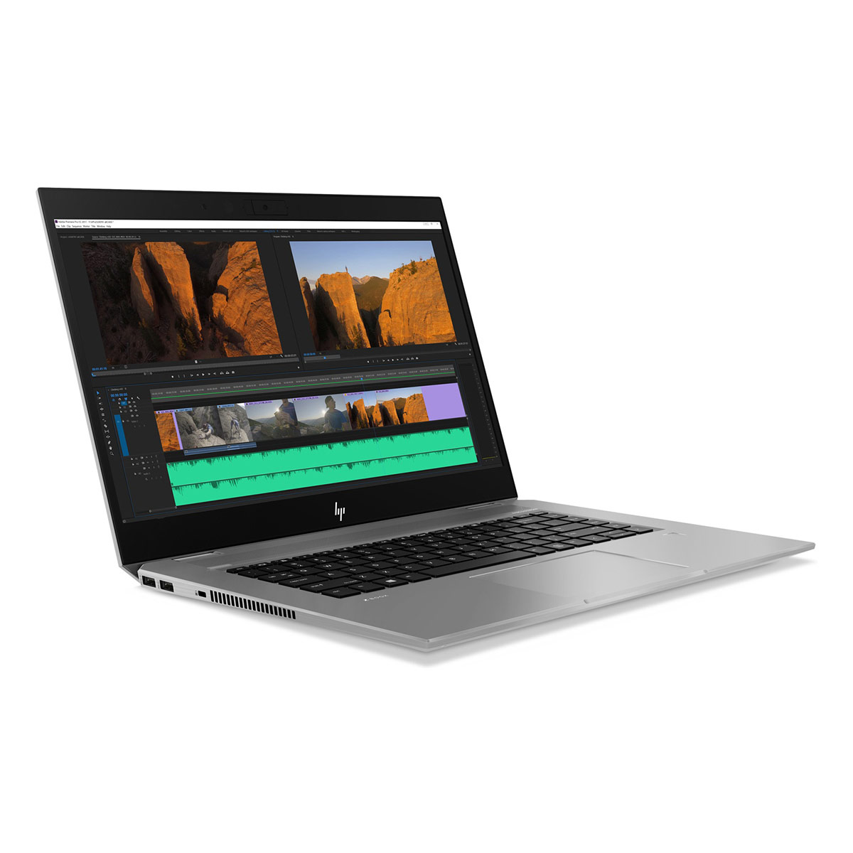 HP ZBook Studio G5 Avid Certified Notebook - i7, 16GB, 512GB, P1000