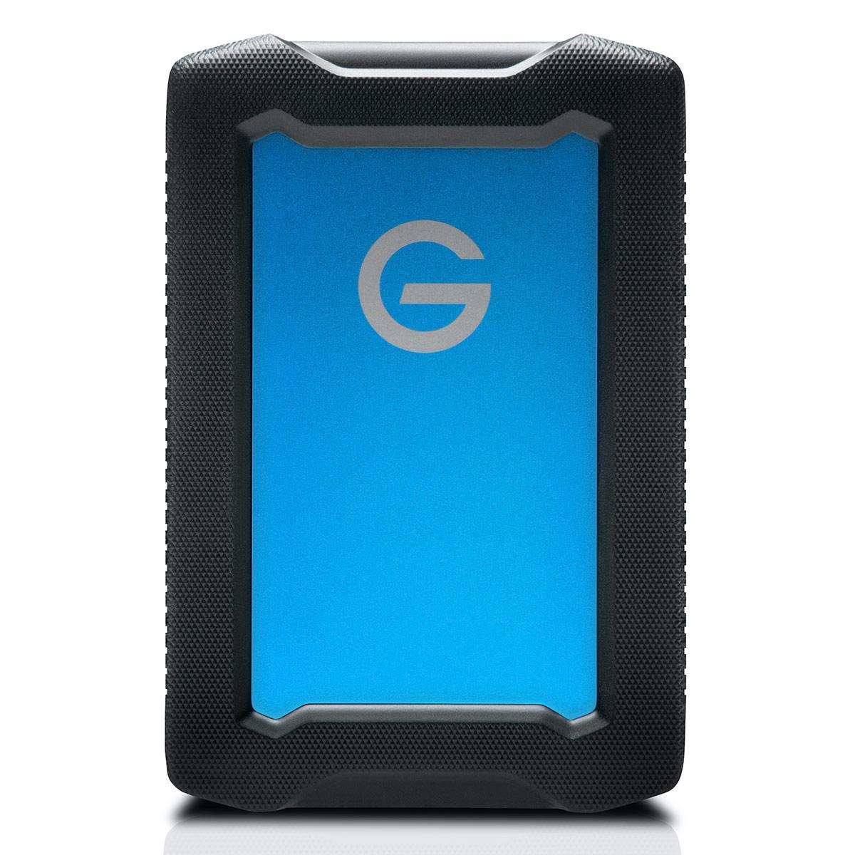G-technology ArmorATD 5TB All-Terrain Rugged USB-C Hard Drive