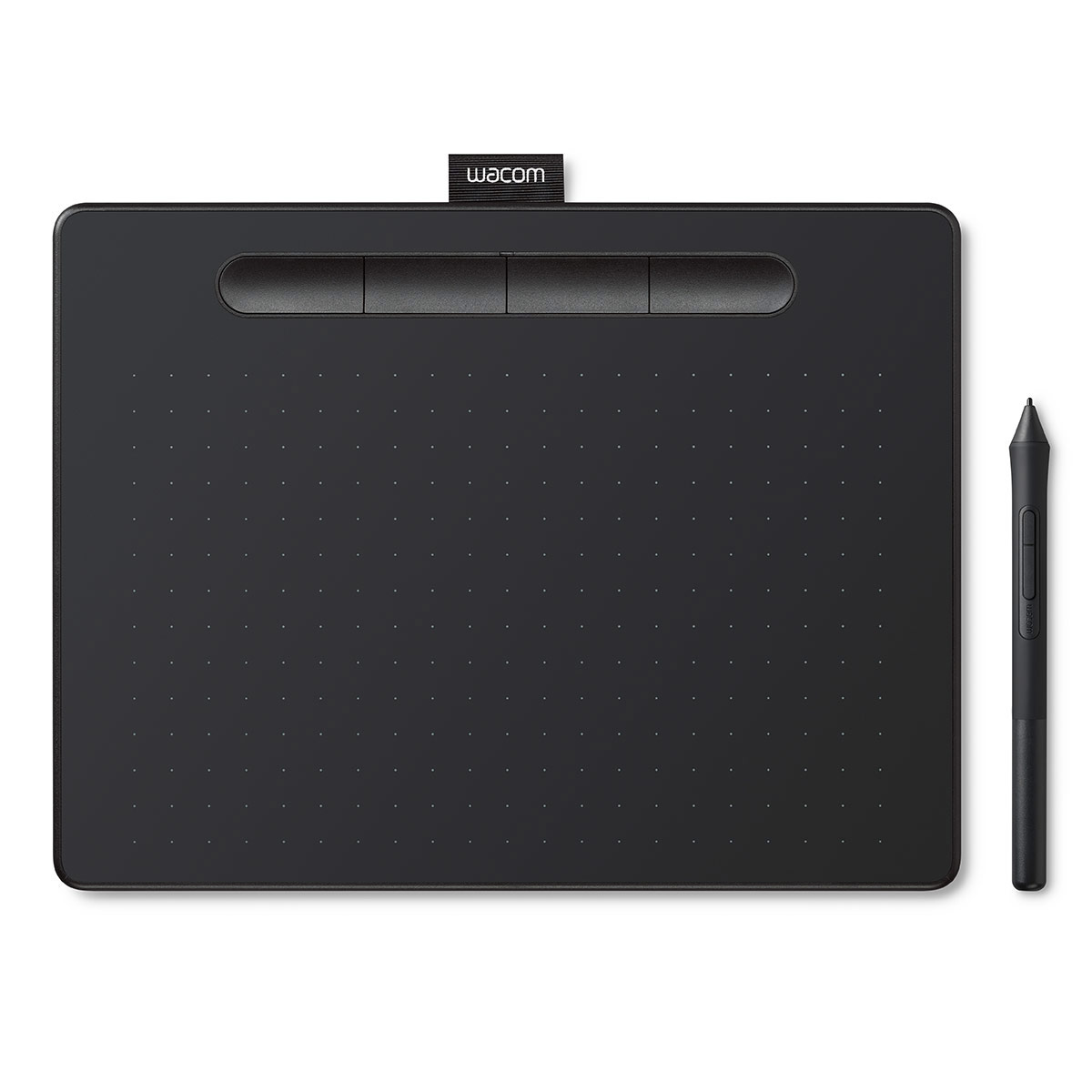 Wacom Intuos Medium (M) - With Bluetooth - Black
