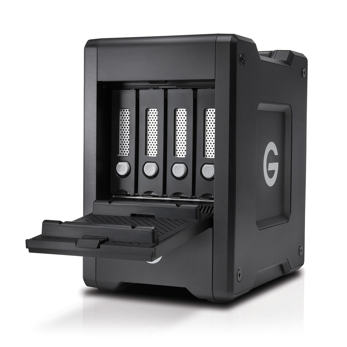 G-Technology G-SPEED Shuttle SSD 8TB Thunderbolt3 RAID Drive