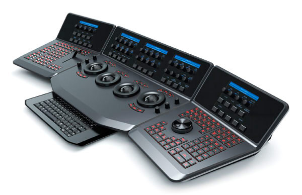 Blackmagic Design DaVinci Resolve Advanced Control Surface