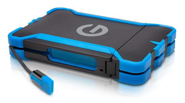 G-Technology G-DRIVE ev ATC USB 3.0 Case & 1TB G-DRIVE ev Raw Drive