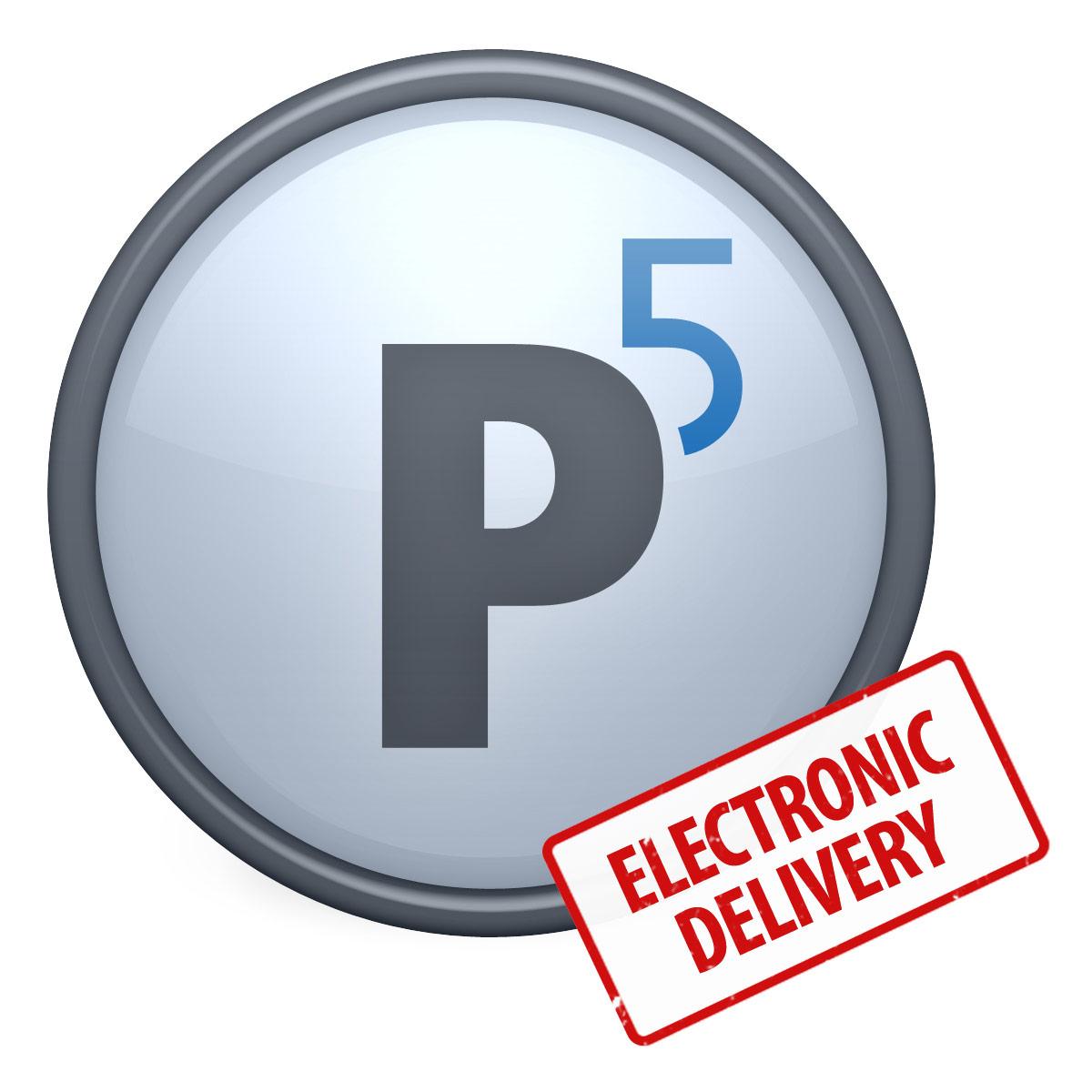 Archiware P5 Media Management Storage License x5