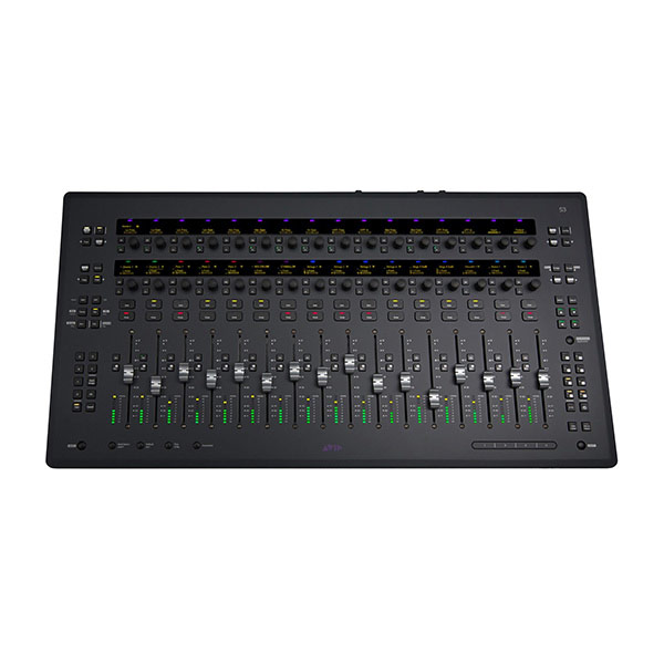 Avid Pro Tools S3 Compact Control Surface and Audio Interface