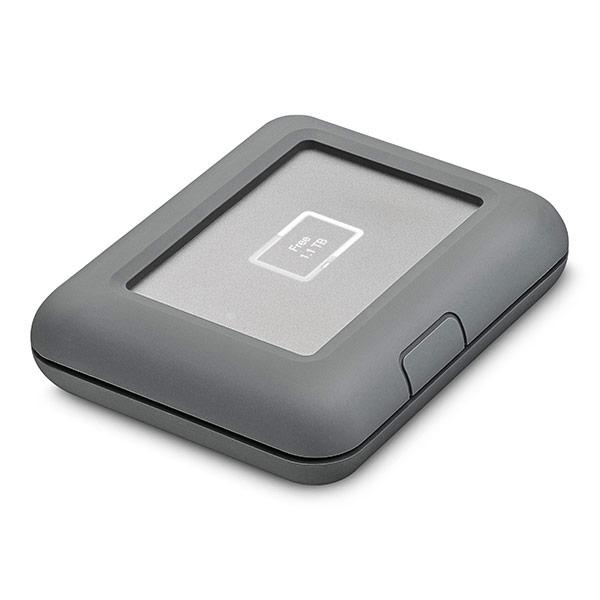 LaCie DJI Copilot BOSS SERIES 2TB SD MicroSD USB Ingest Drive