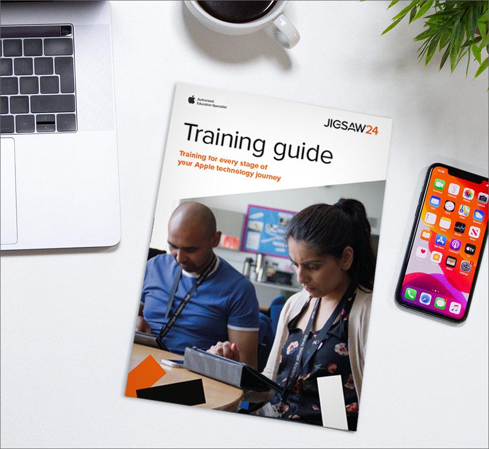 Jigsaw24 education Training guide
