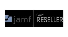 Jamf Gold Reseller badge