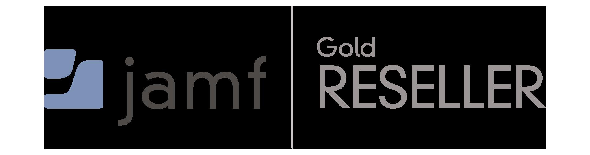 Jamf Gold Reseller logo