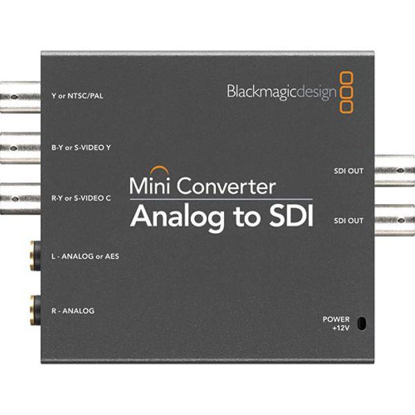 Psu Blackmagic Design Bmd Convbdc Sdi Hdwpsu Micro Converter Bidirectional Sdi To Hdmi Broadcast Accessories Accessories