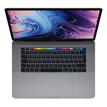 "MacBook Pro 15"" TouchBar 8-core i9 2.3GHz 16GB 512GB 560X Space Grey image 4"