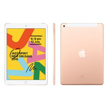 "Education Apple iPad 10.2"" 32GB WiFi + Cellular - Gold image 2"