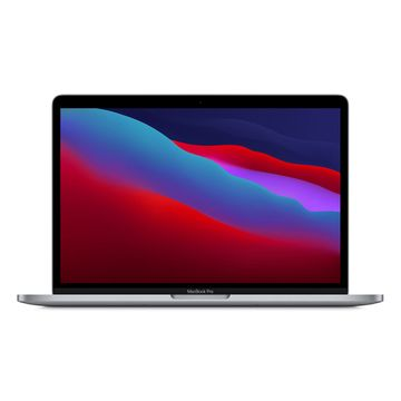 """MacBook Pro 13"""" Touch Bar M1 8-Core 8GB 256GB - Space Grey image 1"""