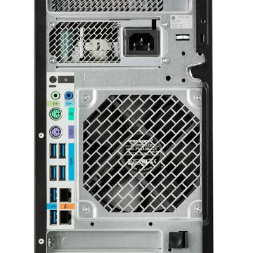 HP Z4 Workstation, Configurable up to 18 Cores, 256GB of RAM and