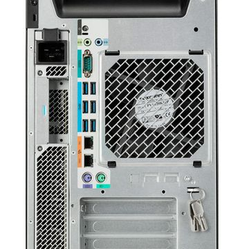 HP Z8 - Dual Xeon Gold 6132 - 96GB - 512GB SSD - Avid Qualified image 7