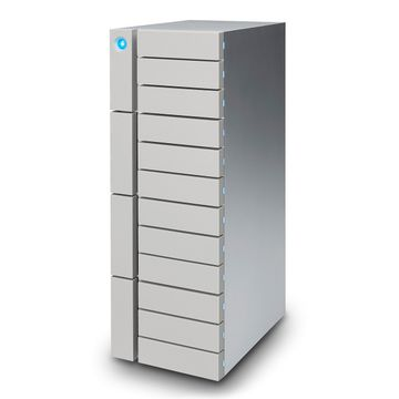LaCie 12big 48TB Thunderbolt3 with USB-C 3.1 Desktop RAID Storage image 1