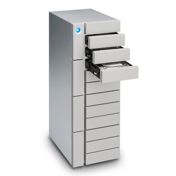 LaCie 12big 48TB Thunderbolt3 with USB-C 3.1 Desktop RAID Storage image 2