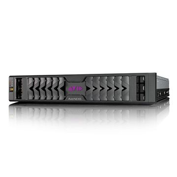 Avid NEXIS | E2 20TB Engine with ExpertPlus and Hardware Support image 1