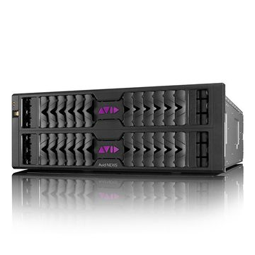 Avid NEXIS | E4 120TB Engine with ExpertPlus and Hardware Support image 1