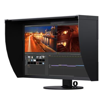 "EIZO 31"" Coloredge CG319X 4K HDR Video Editing Monitor With Hood image 2"