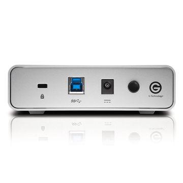 G-Technology 6TB G-DRIVE USB 3.0 Desktop External Hard Drive image 2
