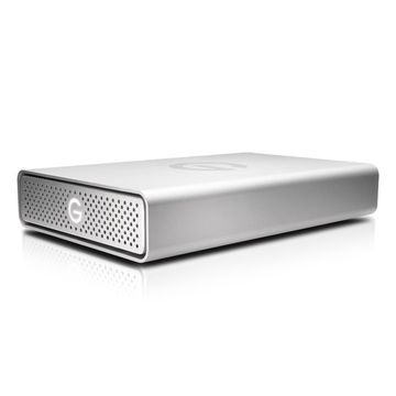 G-Technology 6TB G-DRIVE USB 3.0 Desktop External Hard Drive image 4