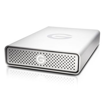 G-Technology 6TB G-DRIVE USB 3.0 Desktop External Hard Drive image 5