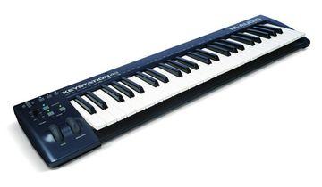 M-Audio Keystation 49 II 49 Key USB MIDI Controller Keyboard image 1