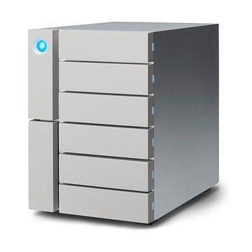 LaCie 6big 48TB 6x 8TB Thunderbolt3 & USB-C Desktop RAID Storage image 1