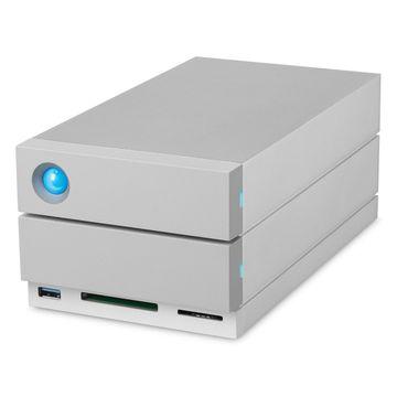 LaCie 2big Dock 8TB Thunderbolt3 & USB-C Drive & Docking Station image 1