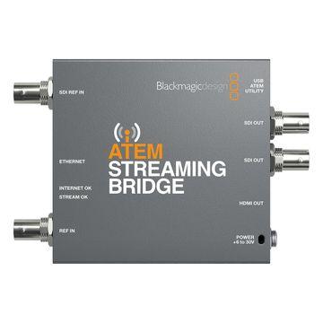 Blackmagic Design Atem Streaming Bridge For Atem Mini Pro Jigsaw24