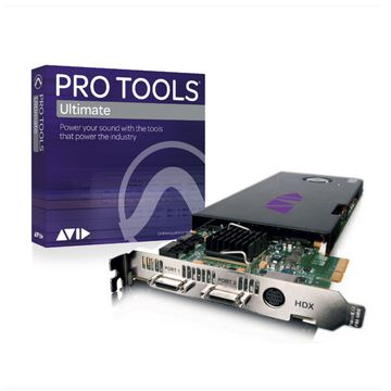 Avid Pro Tools HDX Core with Pro Tools | Ultimate Perpetual License image 1