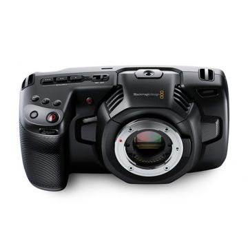 Blackmagic Design Pocket Cinema Camera 4k Jigsaw24