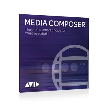 Avid Media Composer Perpetual License with Dongle image 1