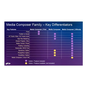 Avid Media Composer Perpetual License with Dongle image 2
