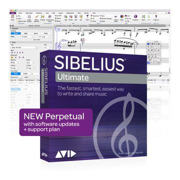 Sibelius Ultimate - Perpetual License image 1