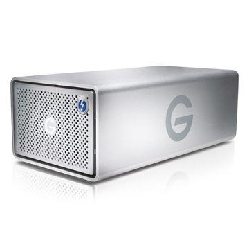 G-Technology 8TB G-RAID Thunderbolt3 With USB-C Desktop Hard Drive image 1