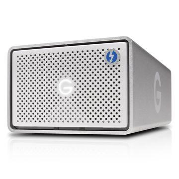 G-Technology 8TB G-RAID Thunderbolt3 With USB-C Desktop Hard Drive image 2