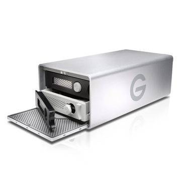 G-Technology 8TB G-RAID Thunderbolt3 With USB-C Desktop Hard Drive image 5