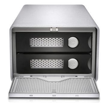 G-Technology 8TB G-RAID Thunderbolt3 With USB-C Desktop Hard Drive image 6