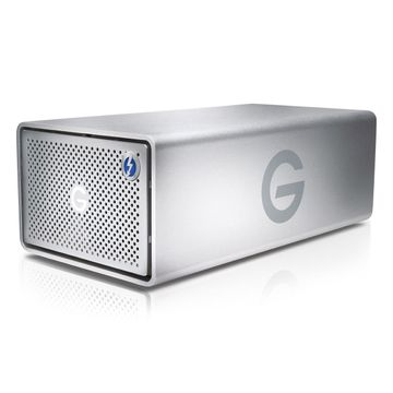 G-Technology 12TB G-RAID Thunderbolt3 With USB-C Desktop Hard Drive image 2