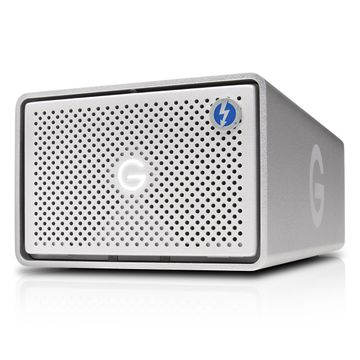 G-Technology 12TB G-RAID Thunderbolt3 With USB-C Desktop Hard Drive image 3