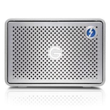G-Technology 12TB G-RAID Thunderbolt3 With USB-C Desktop Hard Drive image 4