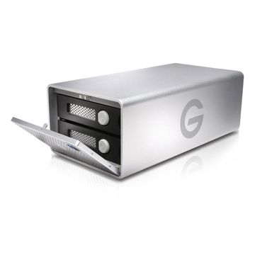G-Technology 12TB G-RAID Thunderbolt3 With USB-C Desktop Hard Drive image 5