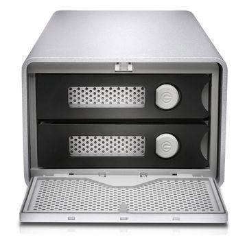 G-Technology 12TB G-RAID Thunderbolt3 With USB-C Desktop Hard Drive image 7