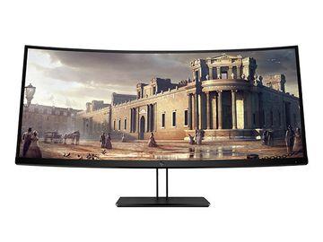 HP Z38c Z Series Curved Display 3840x1660 4K 21:9 Display image 1