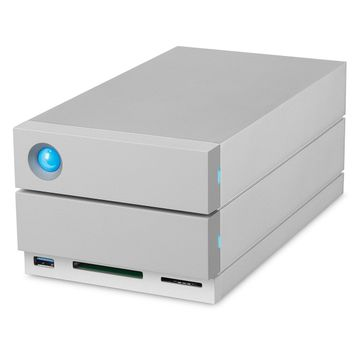 LaCie 2big Dock 16TB Thunderbolt3 & USB-C Docking Station image 3