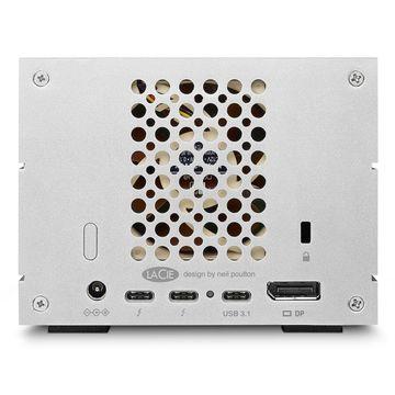 LaCie 2big Dock 16TB Thunderbolt3 & USB-C Docking Station image 5