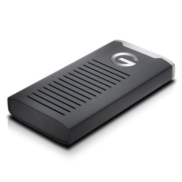 G-Technology G-DRIVE Mobile SSD 2TB Rugged USB-C Drive image 3
