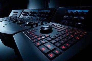 Blackmagic Design DaVinci Resolve Advanced Control Surface image 3